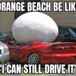 Orange Beach Be LIke